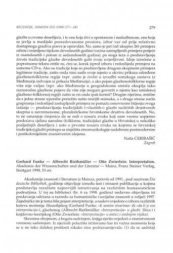Gerhard Funke - Albrecht Riethmüller - Otto Zwierlein : Interpretation, Stuttgart 1998.