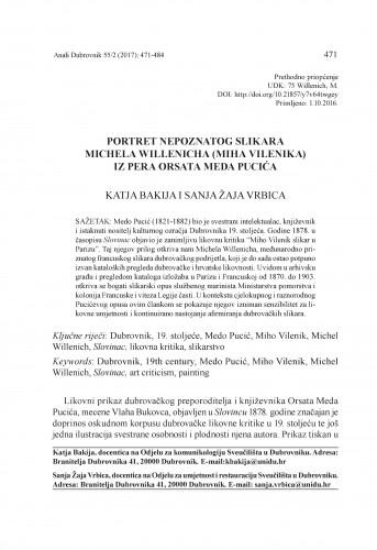 Ivan Nepomuk Cratey i njegov plan reforme poštanske službe u Dalmaciji 1804. godine