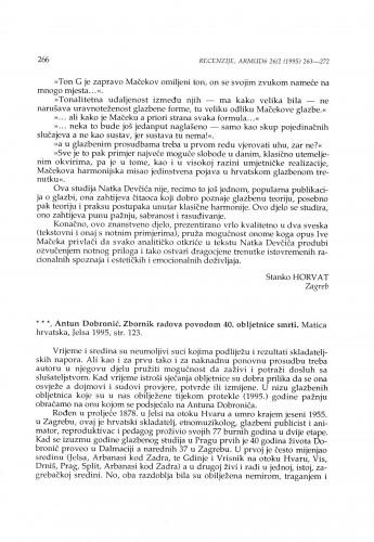 Antun Dobronić: zbornik radova povodom 40. obljetnice smrti, Jelsa, 1995.