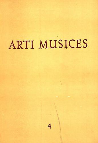 God. 4(1973) : Arti musices