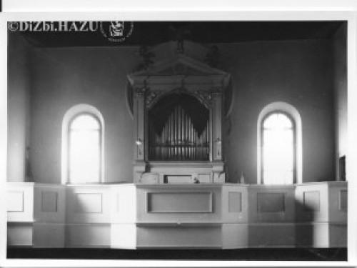 Šibenik, sv. Križ (Dolac) ž. crkva [Grga, Božidar  ]