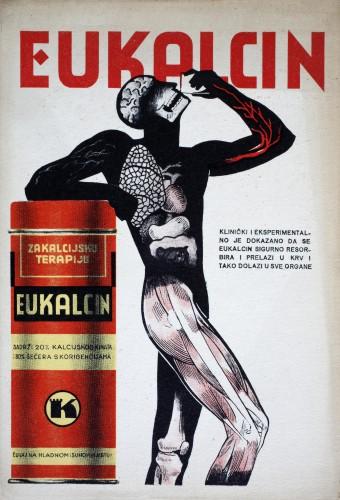 Eukalcin - za kalcijsku terapiju