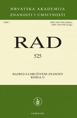 Knj. 51(2016) : RAD
