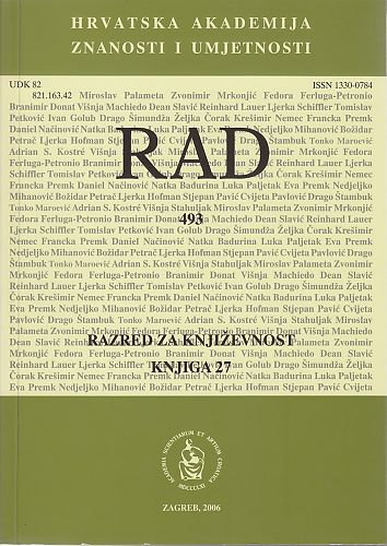 Knj. 27(2006) : RAD