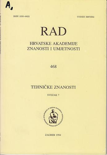 Sv. 7(1994) : RAD