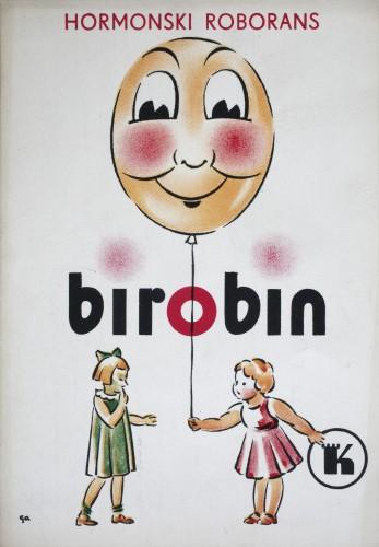 Birobin - hormonski roborans