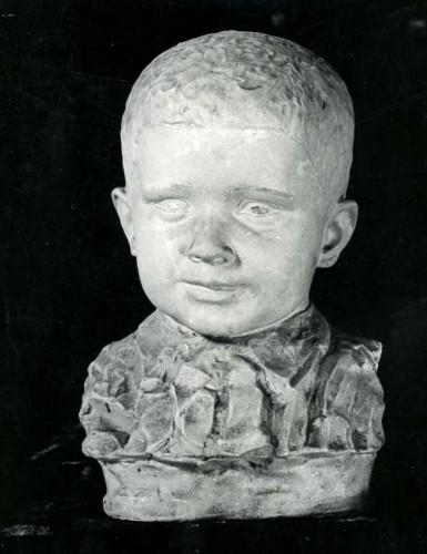 Simonović Despić, Iva (1890-4-18 1961-7-12) : Glava djeteta