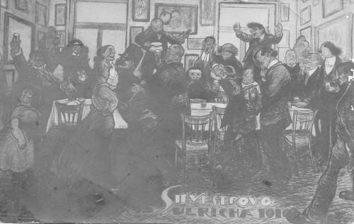 Silvestrovo kod Ullricha 1910