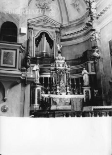 Veli Lošinj, Sv. Antun Opat