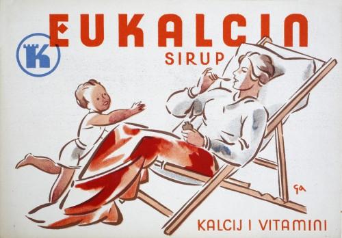 Eukalcin sirup - kalcij i vitamini