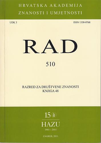 Knj. 48(2011) : RAD