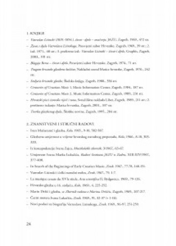 Popis radova