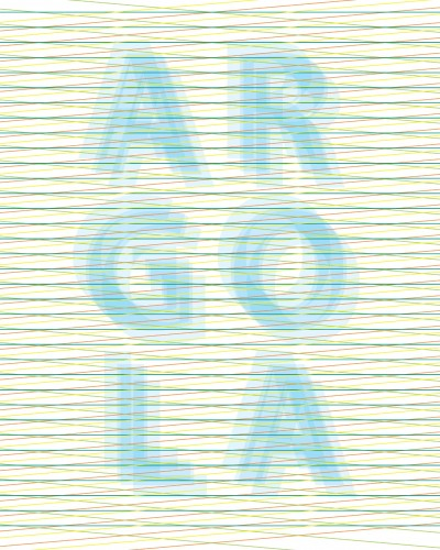 U ritmu grafike : Argola 2013.- 2016.