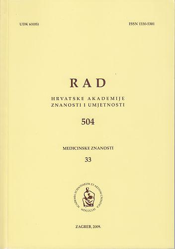 Knj. 33(2009) : RAD
