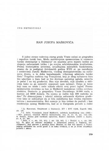 Han Jusufa Maškovića