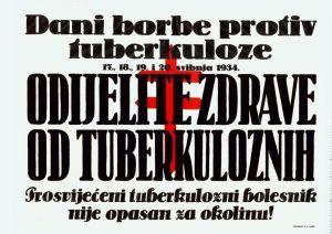 Odijelite zdrave od tuberkuloznih
