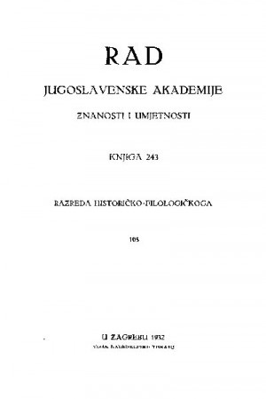 Knj. 108(1932) : RAD