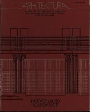 Ivan Meštrović i arhitektura : Arhitektura