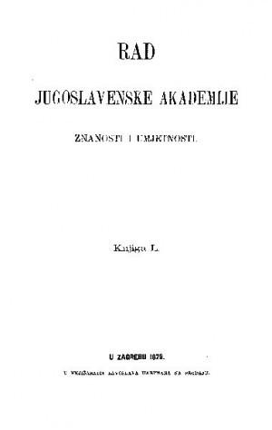 Knj. 50(1879) : RAD