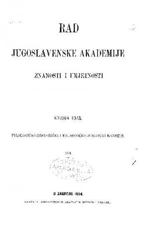 Knj. 41(1894) : RAD