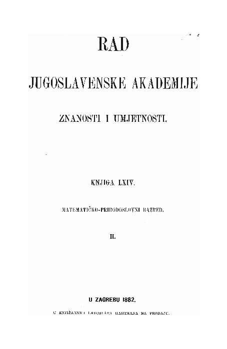 Knj. 2(1882) : RAD