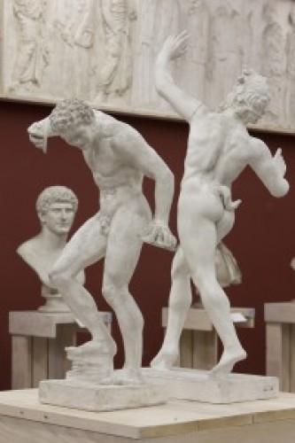 Satiri iz Faunove kuće u Pompejima Nepoznat