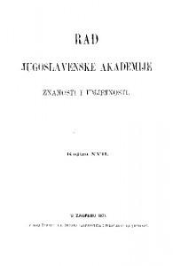 Knj. 17(1871) : RAD