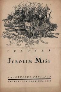 Izložba Jerolim Miše