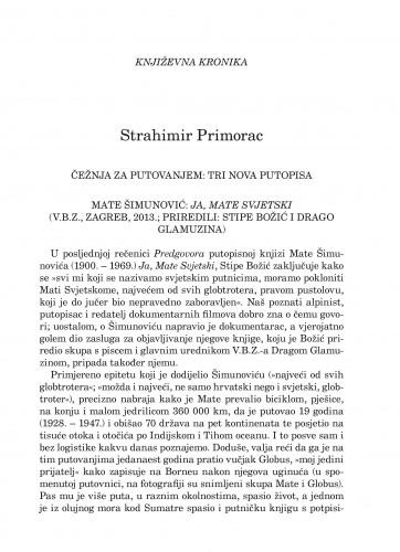 Književna kronika : Forum : mjesečnik Razreda za književnost Hrvatske akademije znanosti i umjetnosti.