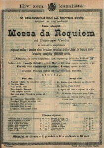 Messa da Requiem od Giuseppea Verdia