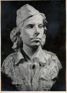 Radauš, Vanja(1906-1975): Partizanka ]