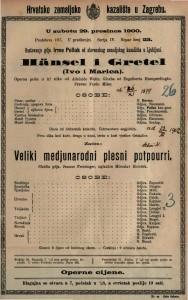 Hänsel i Gretel od Engelberta Humperedingka