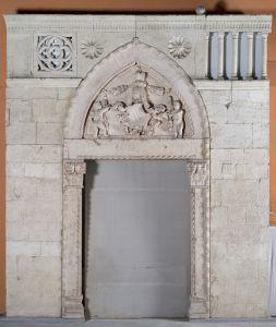 Portal male palače Nimira