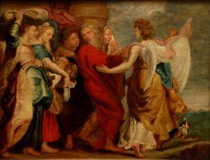 Bijeg Lota i obitelji iz Sodome