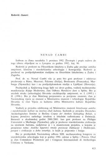 Nenad Cambi