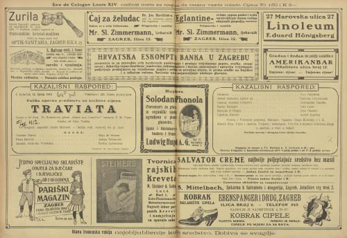 Traviata : Opera u tri čina
