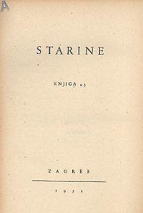 Knj. 43(1951) / urednik Grga Novak