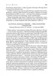 Slavonija, Baranja i Srijem (Galerija Klovićevi dvori, 27. travnja - 2. kolovoza 2009.) : [likovna kronika] / Ivica Župan