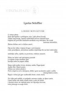 Pjesme / Ljerka Schiffler