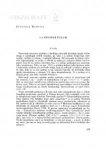 Latrodektizam / Z. Maretić