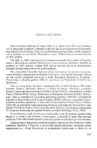 Sibila Jelaska