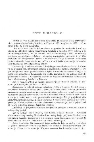 Ante Mihanović