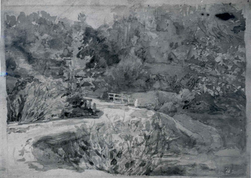 Raškaj, Slava(1877-1906): Zaokret u pejzažu ]