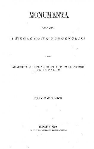 Tomus 3 : Annorum 1553 - 1571 / collegit et digessit Simeon Ljubić