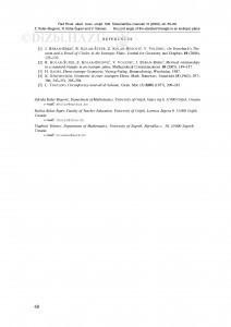 On some Hilbert's type inequalities / Lj. Marangunić and J. Pečarić