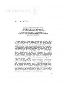 Le concept d´infection dans l´Antiquité et au Moyen Age, les anciennnes mesures sociales contre les maladies contagieuses et la fondation dela premiere quarantaine á Dubrovnik (1377) / M. D. Grmek