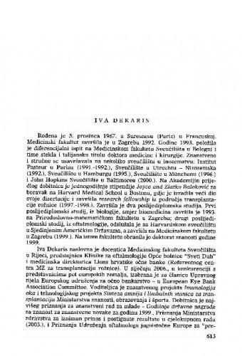 Iva Dekaris