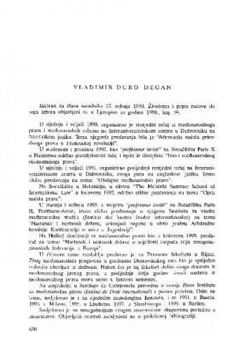 Vladimir-Đuro Degan