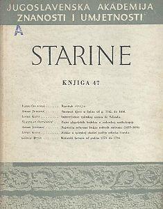 Knj. 47(1957) / urednik Grga Novak