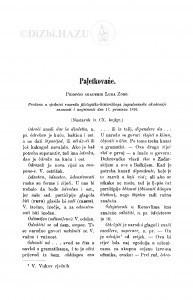 Paletkovańe / L. Zore